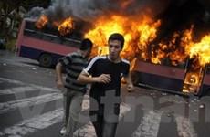 Iran đáp trả phương Tây can thiệp việc nội bộ