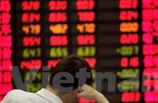 Hầu hết thị trường chứng khoán châu Á rớt điểm