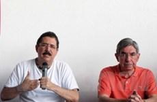 Tổng thống Costa Rica làm hòa giải ở Honduras