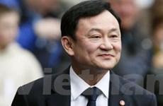 Thaksin xuất hiện ở quốc đảo Thái Bình Dương