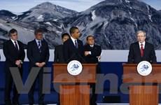 Hội nghị G-8 bế mạc không đạt kết quả cụ thể