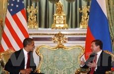 Quan hệ Nga-Mỹ: Băng tan, nhưng còn lạnh giá
