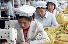 Triều Tiên cử hàng trăm công nhân tới Kaesong