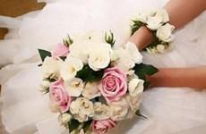 Xảy ra tai nạn máy bay vì... hoa cưới