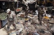 Đánh bom ở Iraq làm hơn 100 người thương vong