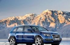 Audi sẽ mở nhà máy lắp ráp ôtô ở Trung Quốc
