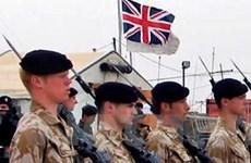 Anh rút binh sỹ khỏi Iraq sau 6 năm tham chiến
