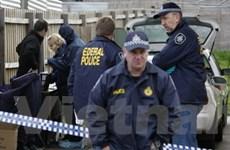 Australia phá âm mưu khủng bố căn cứ quân sự