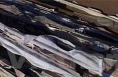 Chuỗi áo nịt ngực có chiều dài 163km