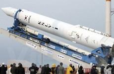 Hàn Quốc hoãn phóng tên lửa đẩy đầu tiên