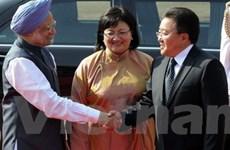 Ấn Độ-Mông Cổ thỏa thuận hợp tác hạt nhân dân sự