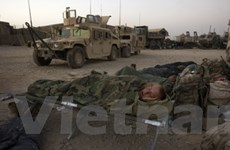 Mỹ có thể thua tại chiến trường Afghanistan