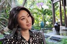 Hà Kiều Anh lần đầu đóng phim truyền hình