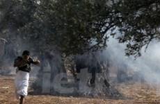 Tổng thống Abbas cánh báo việc Israel chiếm đóng