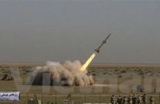 Phản ứng của châu Âu trước vụ thử tên lửa của Iran