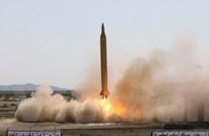 Mỹ, Nga phản ứng về vụ thử tên lửa của Iran