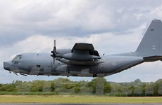 Không quân Mỹ và Indonesia tập trận chung