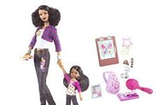 Mattel gây tranh cãi với Barbie da màu mới
