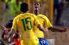 """Maicon """"bé"""" đưa Brazil vào chung kết U-20 Thế giới"""