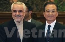 Trung Quốc khẳng định tăng cường hợp tác với Iran