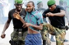 ICC sẽ điều tra vụ thảm sát tại Guinea ngày 28/ 9