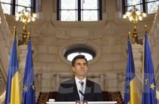 Romania bổ nhiệm nhà kinh tế làm Thủ tướng mới