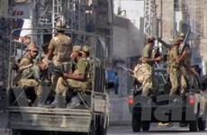 60 tay súng Taliban bị tiêu diệt ngày đầu truy quét