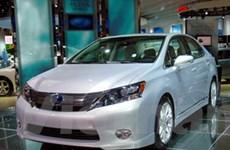 Thuế tiêu thụ đặc biệt nào cho nhập khẩu xe sạch?