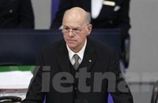 Ông Lammert tái đắc cử Chủ tịch Quốc hội Đức