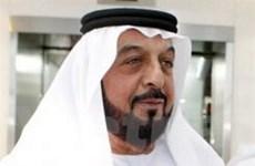 Tổng thống UAE tái đắc cử nhiệm kỳ thứ hai