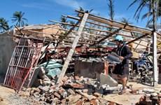 Canada hỗ trợ 850.000 CAD giúp nạn nhân bão số 9