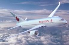"""""""Lướt"""" web trên máy bay cùng hãng Air Canada"""