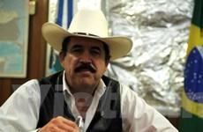 Honduras: Tổng thống bị phế gặp tổng thống đắc cử