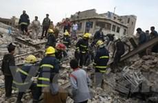 Xử tử 13 kẻ dính líu đến đánh bom ở Baghdad