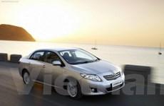 Toyota tăng sản lượng ôtô tại thị trường Bắc Mỹ