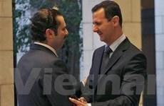 Lebanon và Syria hướng tới thời kỳ quan hệ mới