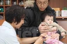 Hongkong thờ ơ tiêm vắcxin cúm H1N1 cho trẻ