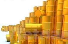 Dầu thô tiếp tục lên giá trên thị trường châu Á