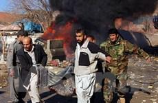 Đánh bom ở Afghanistan, gần 40 người thương vong