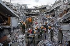 Haiti lại bị động đất