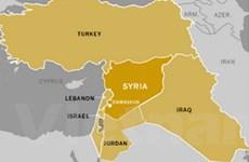 Mỹ đề cao vai trò Syria trong hòa bình Trung Đông