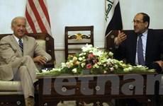 Phó Tổng thống Mỹ muốn gỡ căng thẳng tại Iraq