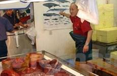 Ăn thịt cá voi bị tăng nồng độ thủy ngân cơ thể