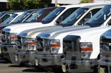 Ford Motor có khoản lãi đầu tiên kể từ năm 2005