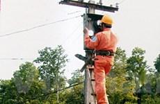 Hạ tổn thất trên lưới điện nông thôn còn 15%