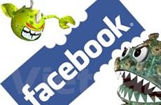 Hoạt động tấn công mạng xã hội tăng báo động