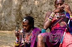 Ngân hàng di động - Đột phá về tài chính ở châu Phi