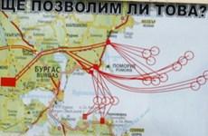 Nga và Hy Lạp hợp tác xây dựng đường dẫn khí đốt