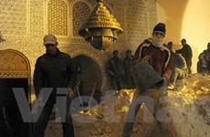 Sập tháp Thánh đường ở Morocco, 40 người chết