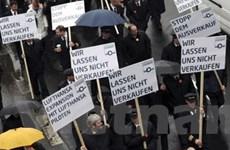 Hàng trăm chuyến bay ở Đức bị hủy do đình công